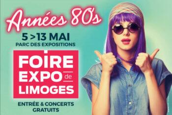 Foire expo de Limoges 2018