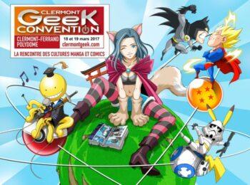 Geek convention 2017 Polydôme