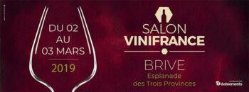 Salon vinifrance Brive la gaillarde