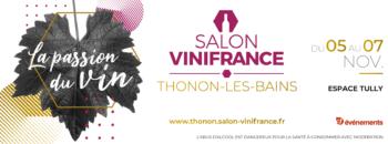 Salon Vinidôme Thonon les bains