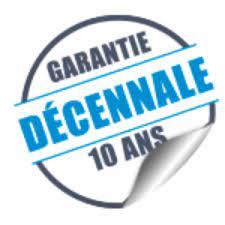 Logo garantie decennale