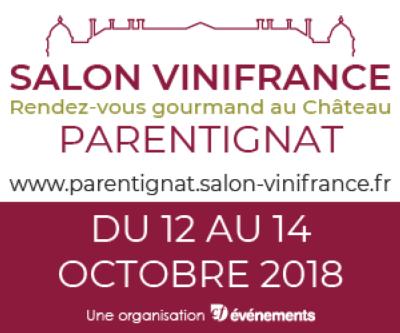 Salon vinifrance Parentignat